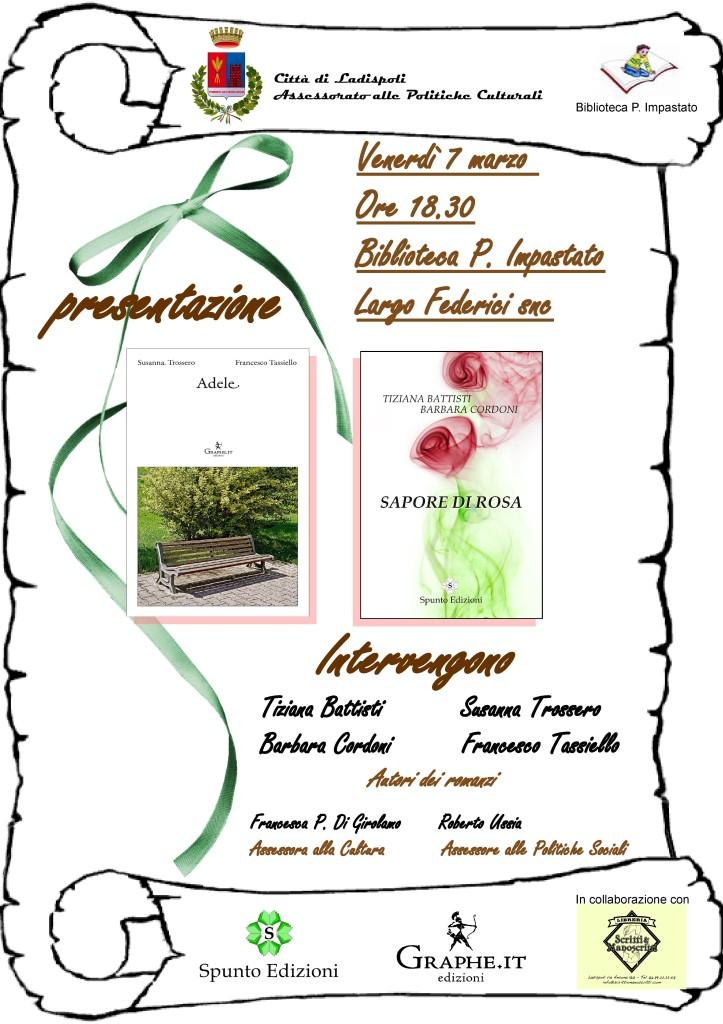 Presentazione Adele a Ladispoli (Roma)