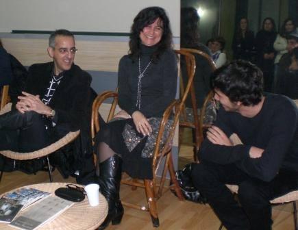 Susanna Trossero e Chicco Fiabane