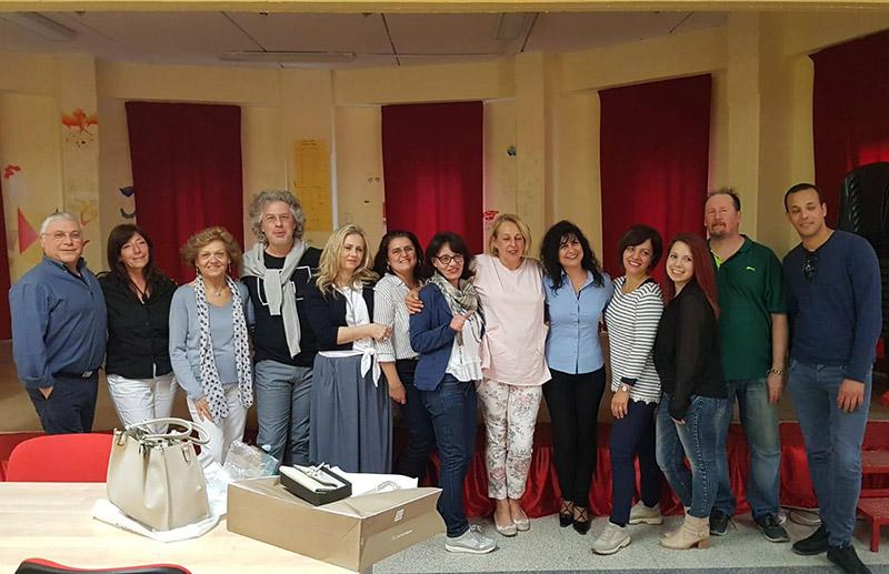 Corso di scrittura creativa di Susanna Trossero alla Fo.Ri.Fo. di Roma
